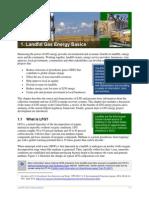 03 - Handbook Landfill Gas Energy Basics