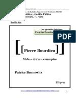 13. Bonnewitz - Pierre Bourdieu