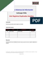 Unir Registros Duplicados Autoline V1.0