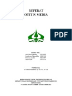 Referat Otitis Media Rsud Bekasi