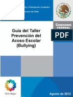Guia Acoso Escolar Bullying