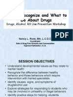 2drug Prevention Ppt