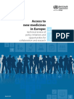 WHO Medicines Report FINAL2015