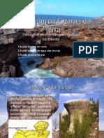 Paisagem Sedimentares - Geodinâmica externa da Terra
