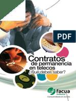 Guia Permanencia Telecomunicaciones 2013