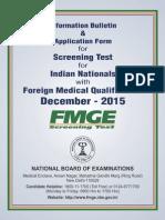 FMGE Book December 2015 Final