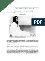 En El Corazón Del Amor - Ma Ananda Moyi - Octubre 2015