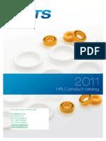 Catalogo de Consumibles HPLC