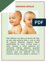REFLEXIÓN 1 LOS HERMANOS GEMELOS.docx