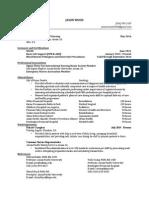 nursing resume  1