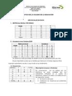 DIAGNOSTICO DEl Acceso e Infraestructura