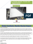 Global Synthetic Marble Market