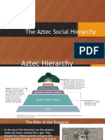 chapter 8-the aztec social hierarchy