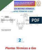 FMT_Sesión 9a - Plantas Térmicas a Gas