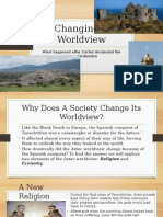 chapter 11- changing a worldview