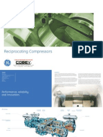 GE Reciprocating Compressor Brochure
