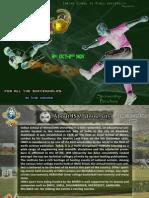 Calcio 2k9 Brochure