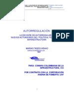 """MANIPULACIÓN DE LICITACIONES (BID RIGGING) Y OTRAS PRÁCTICAS DE CARTELIZACIÓN - NUEVOS ACTIVADORES DEL """"POLITICAL FEEDBACK"""" Y AUTORREGULACION EN INFRAESTRUCTURA - MARINO TADEO HENAO"""