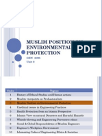 03 Muslim Position on Environmental Protection- Final