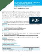 CTD Brochure, IIBF