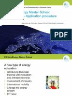 Kic Ie Msc Application Process2014