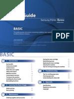 Samsung M2020 Manual