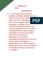 Trabajo de Investigacion(Matematica)