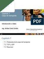 R&S CCNA1 ITN Chapter7 Capa de Transporte