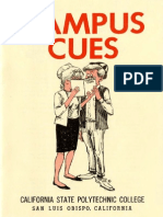 Cal Poly Campus Cues, 1963