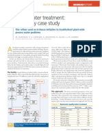 Wastewater TreatmentA Refinery Case Study