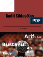 Audit Siklus Kas