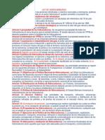 resumen de ley de hydrocarburos y contictucion