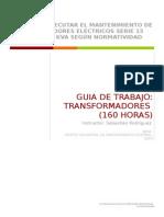 Guia de Trabajo Transformadores