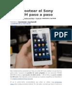 Cómo rootear el Sony Xperia M paso a paso.docx
