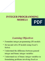 MS(Integer Programming)