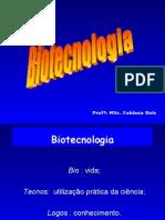 Biotecnologia Histórico e Tendências