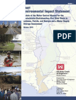 ACF Water Control Manual draft