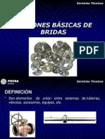 Datos Basicos de Bridas