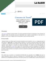Carnecitas ( 19-06-2015 ) _ Diario La Razón