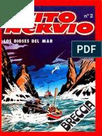 Vito Nervio  Los dioses del mar