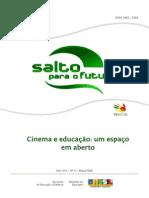 Cinema e Educaçcinemaão Um Espaço Em Aberto