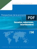 Perspectivas de la economía mundial - FMI