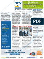 Pharmacy Daily for Thu 05 Nov 2015 - SHPA urges surveillance, Record turnout for CMA, PHARMAC defends cancer drugs position, Travel Specials and much more