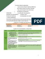 Informe de facilitacion a Gobiernos locales en el marco del proyecto de la KFW Chiclayo