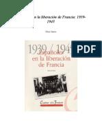Españoles en La Liberación de Francia