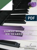 Muestra Piano Acelerado Nivel Elemental