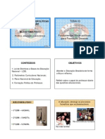 Slides Da Aula 3 c11 Aspe Pedagogia