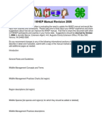 w Hep Manual Revisions Form