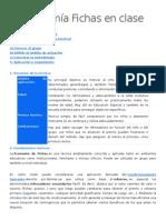 Economía Fichas en Clase