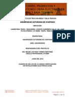 Memoria Tecnica Universidad Chapingo - Copia